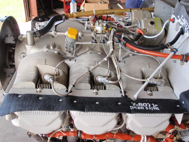 Continental TCM Engine Overhauls